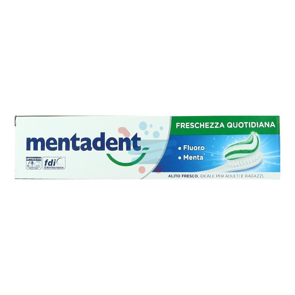 MENTADENT Freschezza Quotidiana Dentifricio 100ml