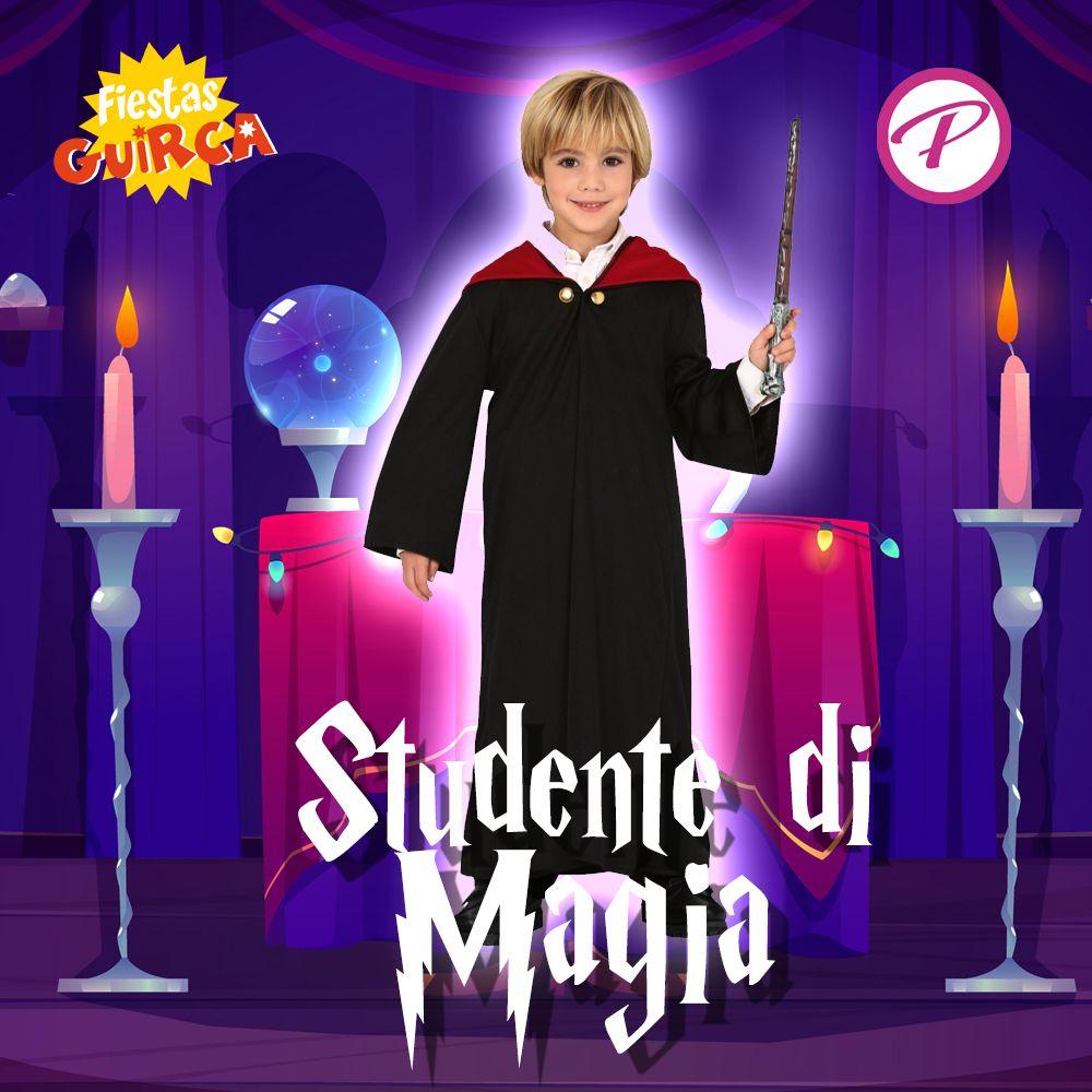 Costume Studente di Magia (nello stile di HARRY POTTER)