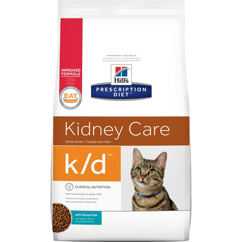 Hill's - Prescription Diet Feline - k/d Tonno - 1,5kg