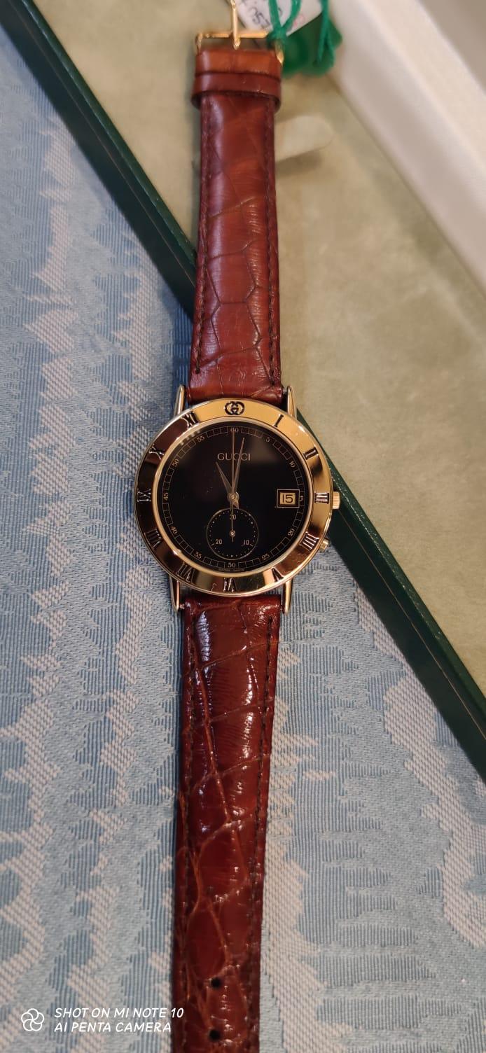 Orologio Gucci unisex nero CronoStop