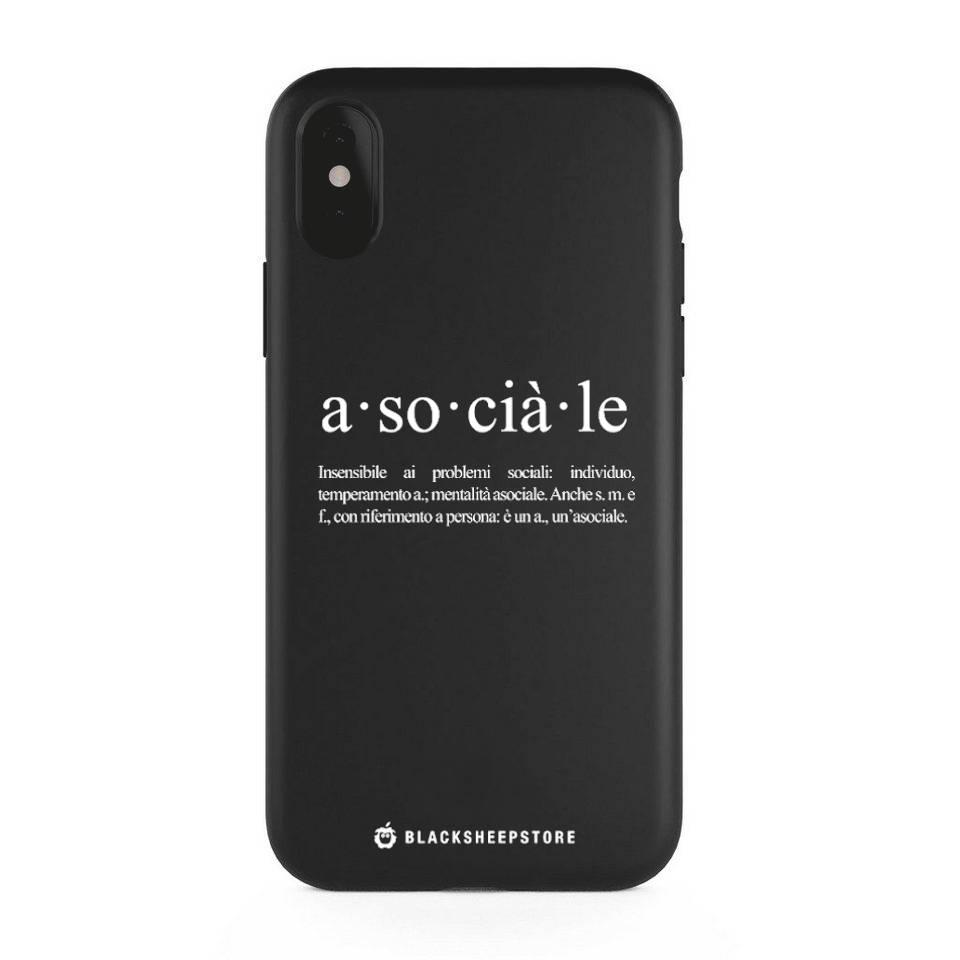 Cover Blacksheep asociale iphone X, Xs, Xmax, XsMax, Xr