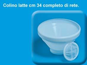 COLINO COMPLETO DI RETE CM. 34