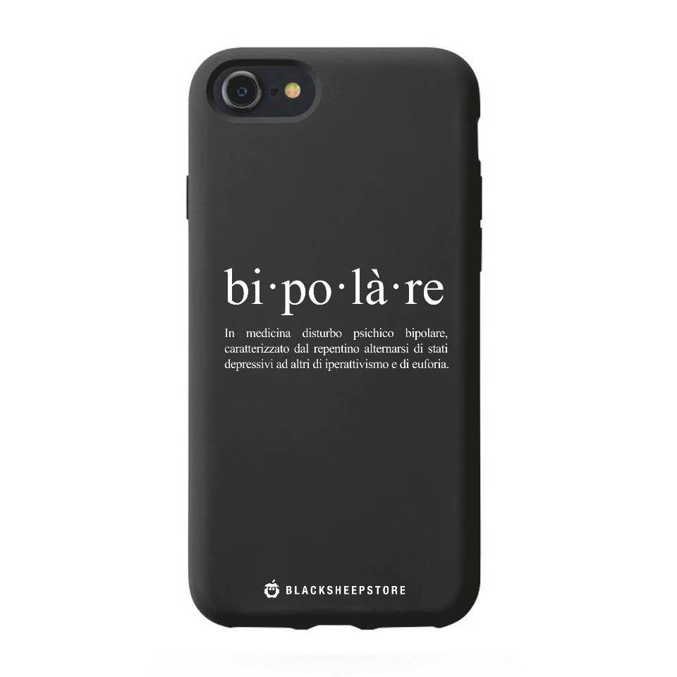 Cover Blacksheep bipolare iphone 7/8/SE2020 e 7/8 Plus