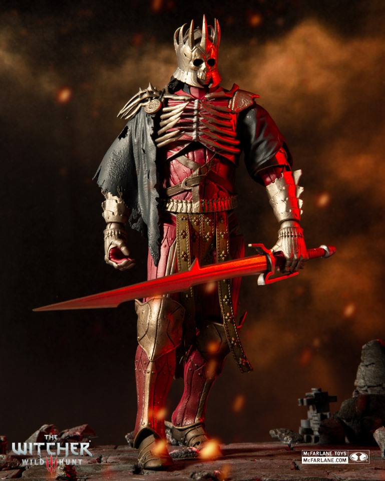 The Witcher Action Figure: EREDIN by McFarlane Toys