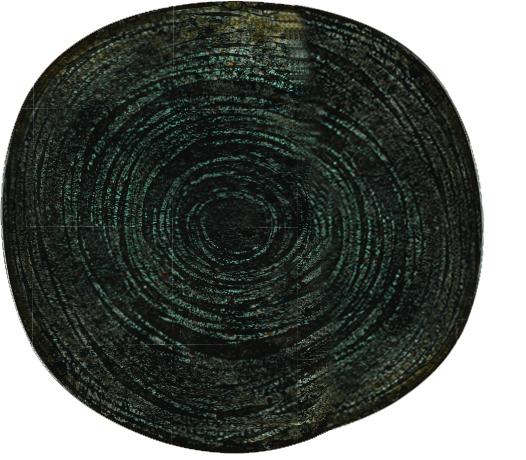 Piatto piano Bonna' Freya Wood (12pz)