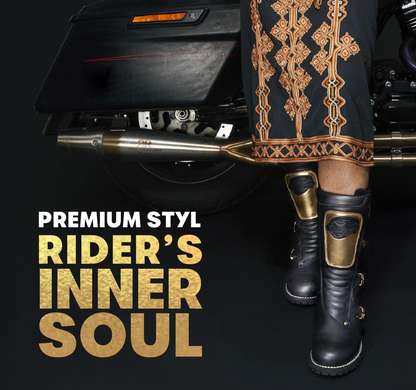 Stylmartin presenta Premium Styl: la nuova collezione artigianale 100% Made in Italy.
