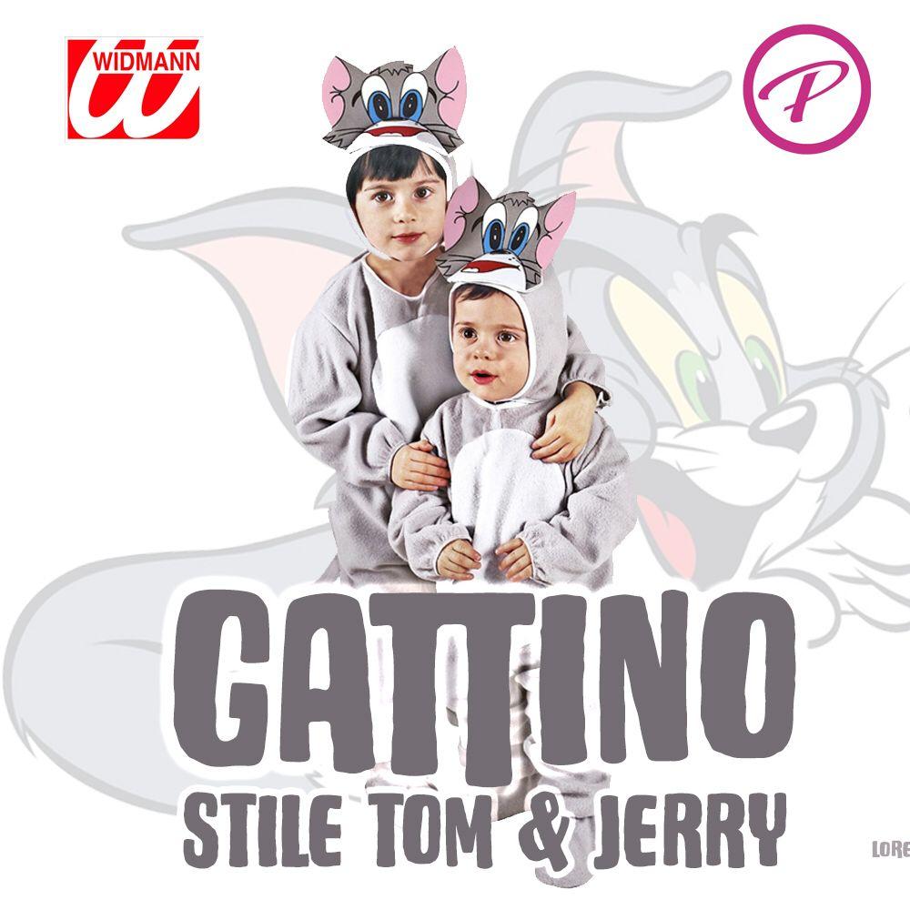 Costume Gattino (nello stile di Tom & Jerry)