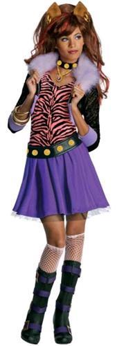 Costume Clawdeen Wolf (Monster High)