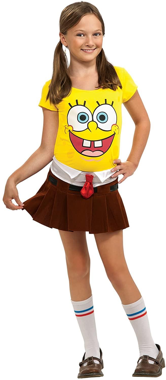 Costume Spongebob (bambina)