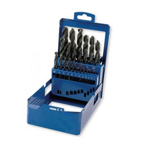 Serie punte per ferro professionali mm 1-10 Ineco 007.880250