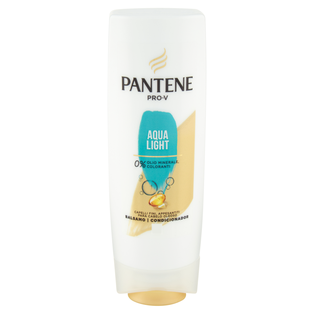PANTENE Balsamo Aqua Light 200 ml