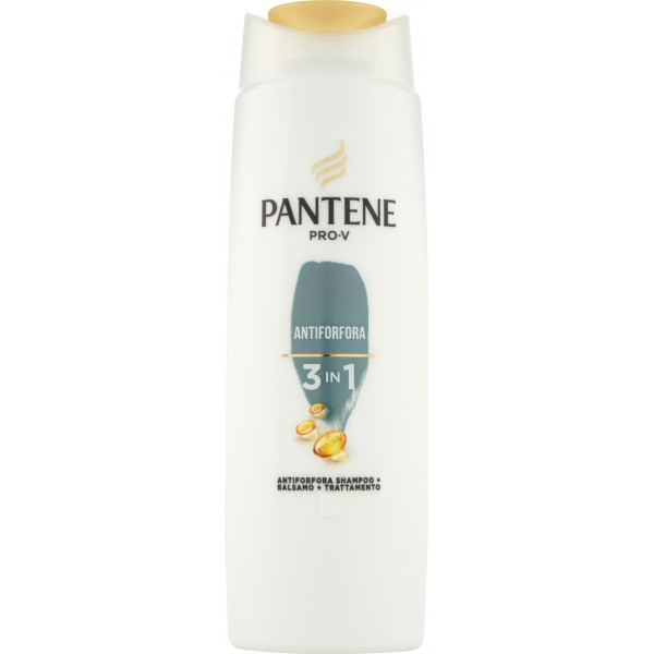 PANTENE Shampoo + Balsamo Antiforfora 3 in 1 225 ml