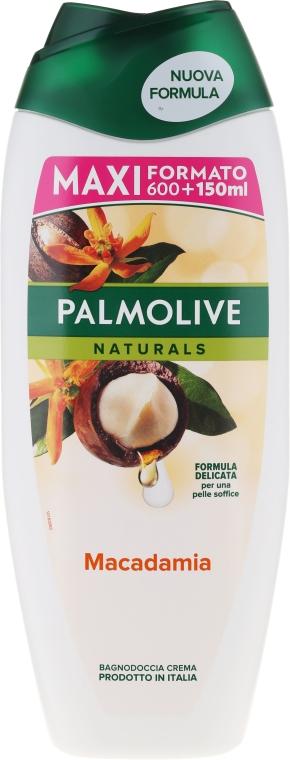 PALMOLIVE Naturals Macadamia e Cacao Bagnocrema 750ml