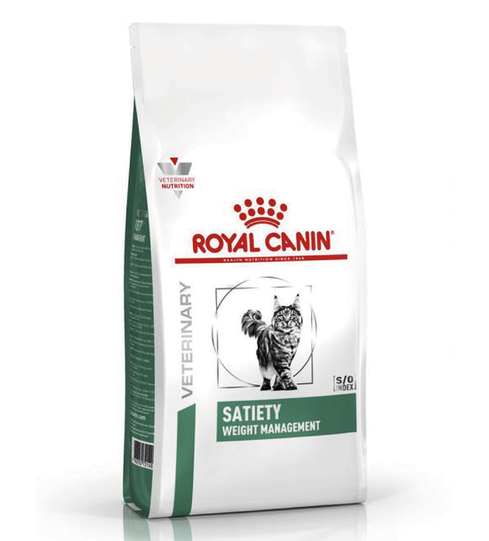 Royal Canin - Veterinary Diet Feline - Satiety Weight Management - 3.5 kg