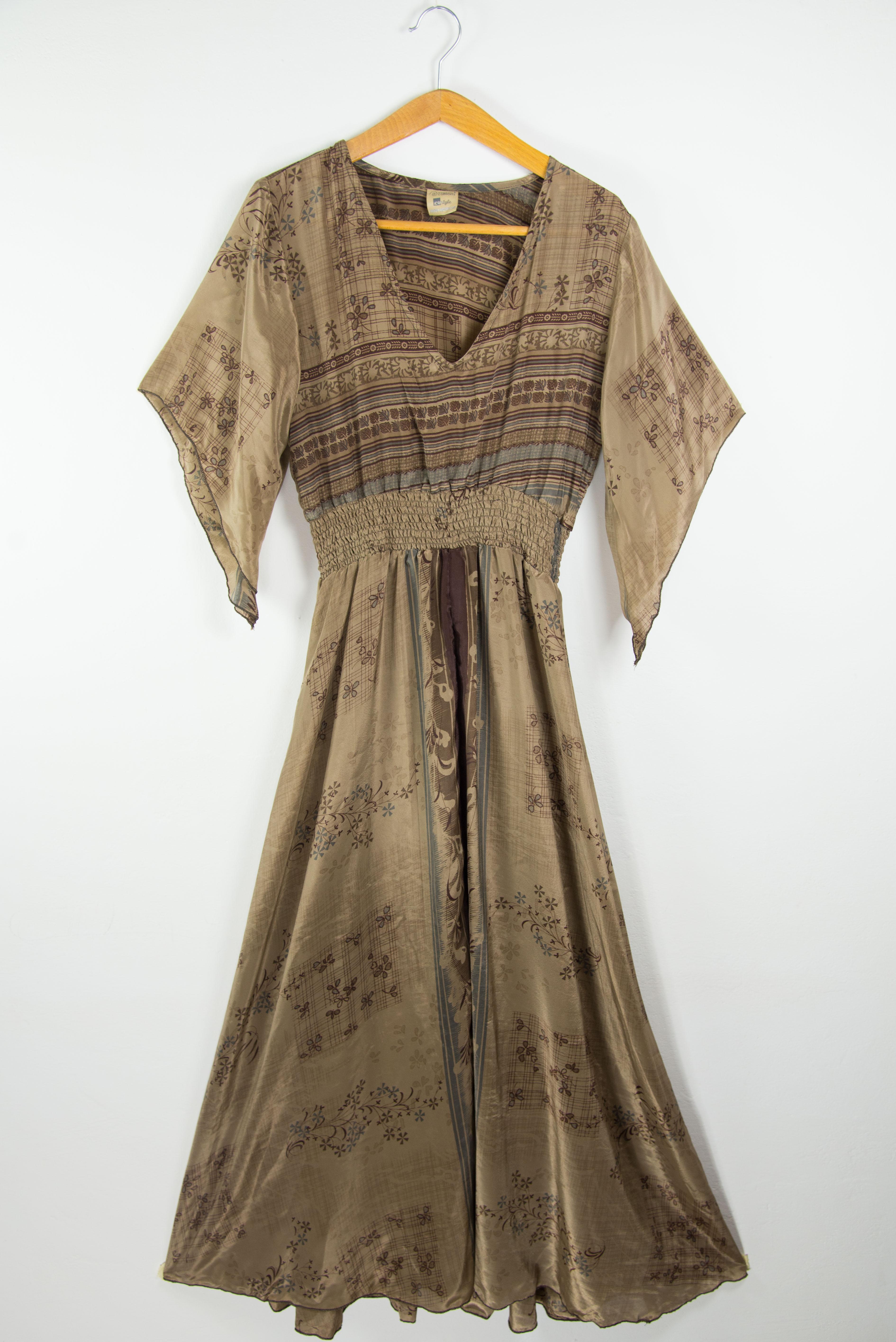 Vestito manica 3/4. Abbigliamento estate online