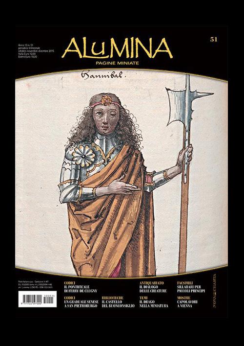 Alumina 51 - Ottobre/Novembre/Dicembre - 2015