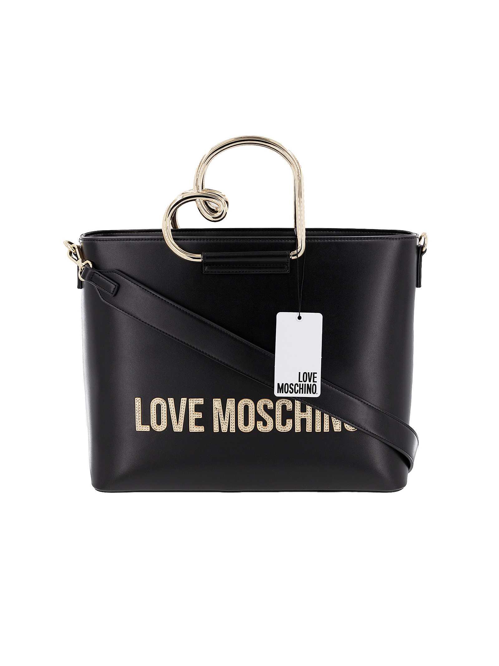 Love Moschino - Borsa a Mano - Nera
