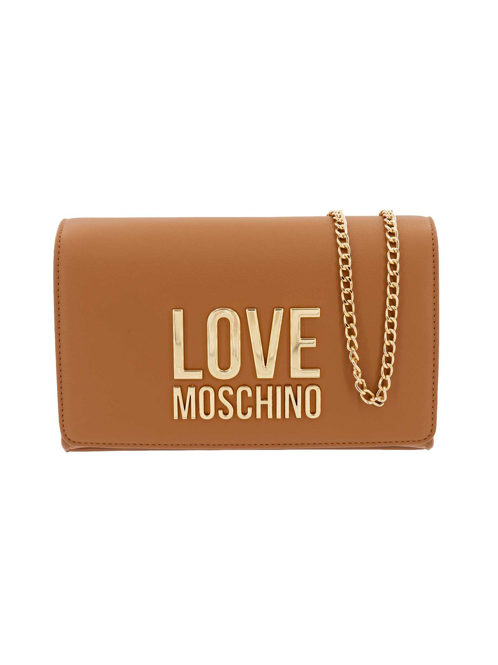 Love Moschino - Borsa a Tracolla - Cammello