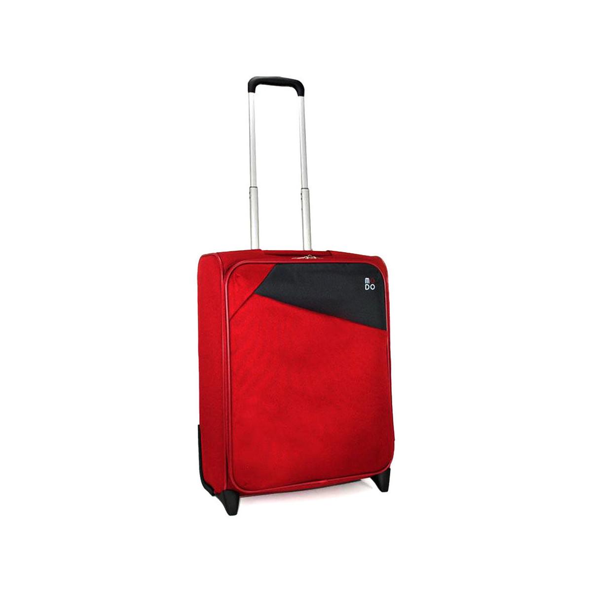 Trolley cabina Modo Jupiter rosso 2 ruote