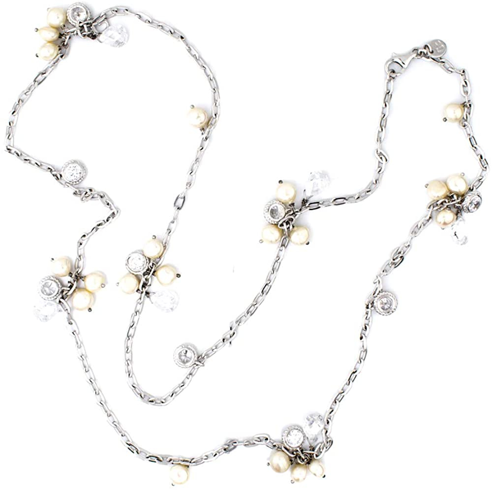 Collana donna Guess. Charms, Silver.