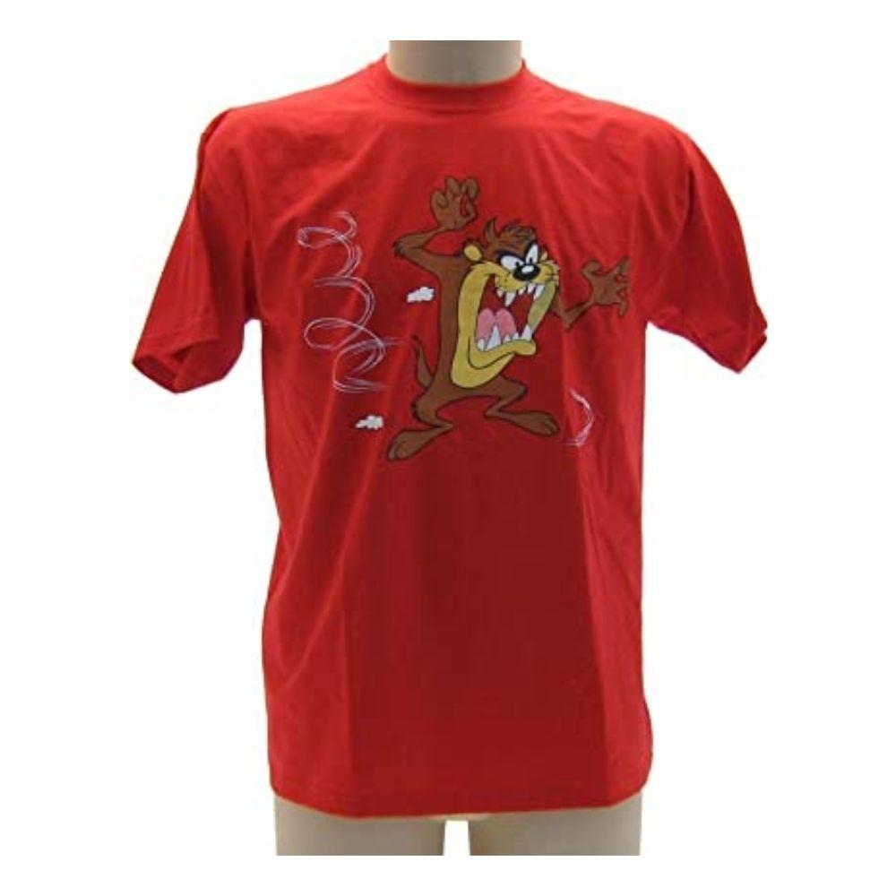 Maglietta taglia S manica corta Taz Looney Tunes