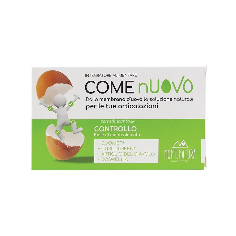 COME NUOVO CONTROLLO  MONTENATURA 30 CAPSULE