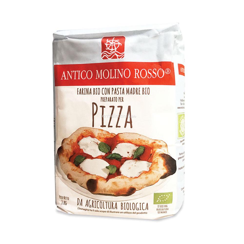 Mix per pizza Antico molino rosso