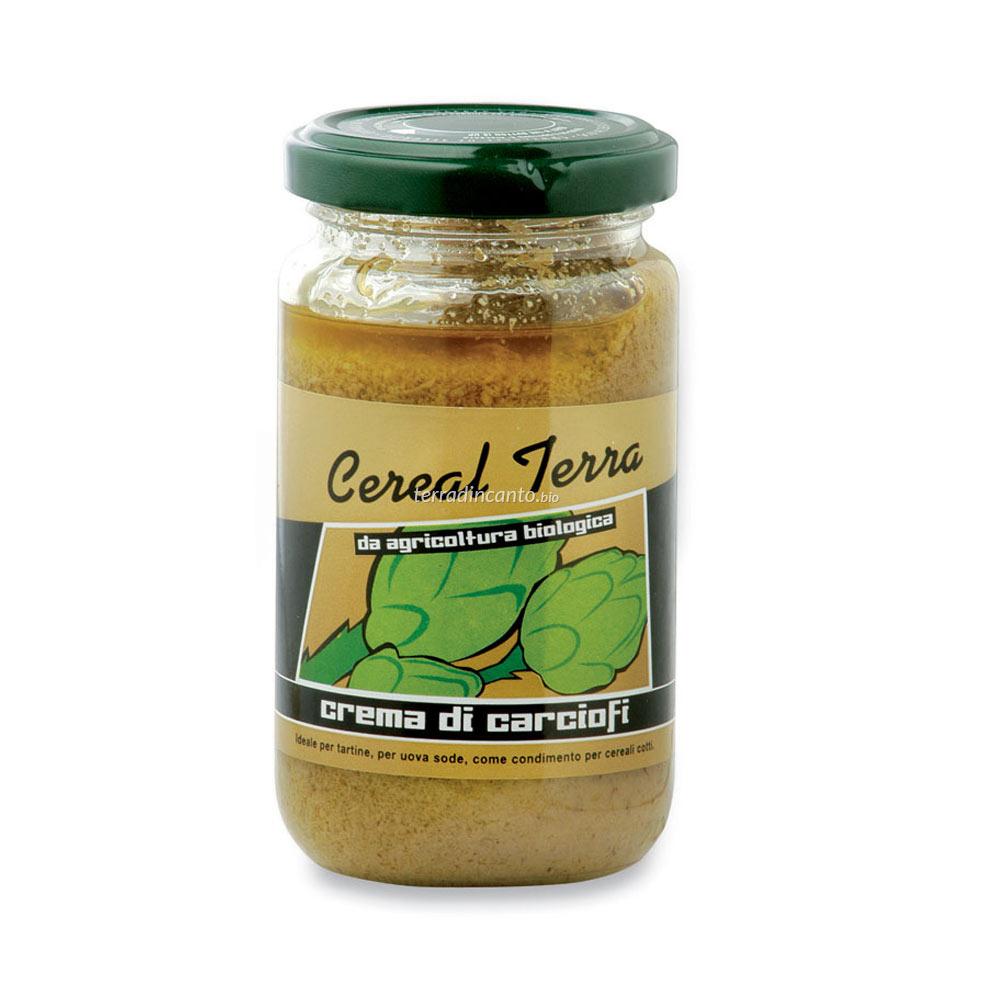 Crema di carciofi Cereal terra