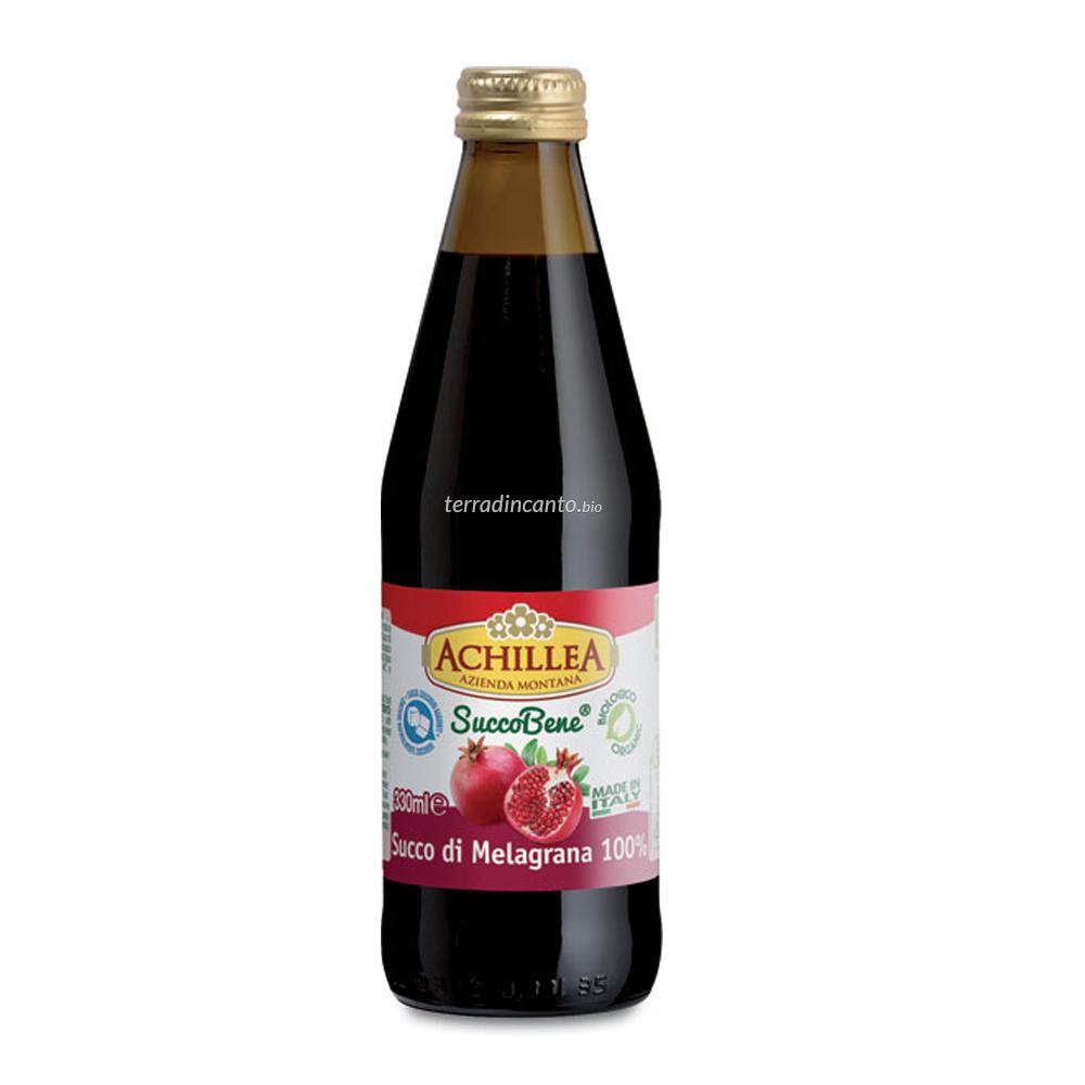 Succo puro melagrana Achillea