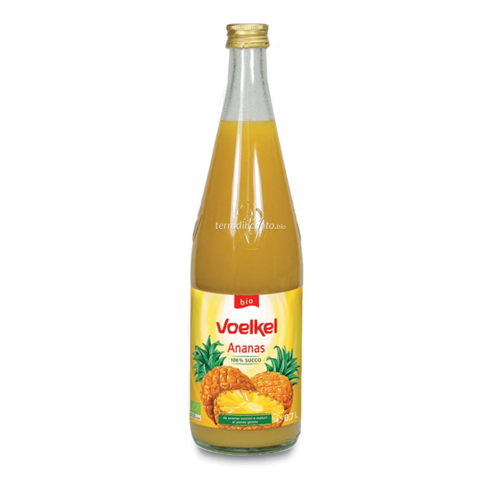 Succo di ananas Voelkel