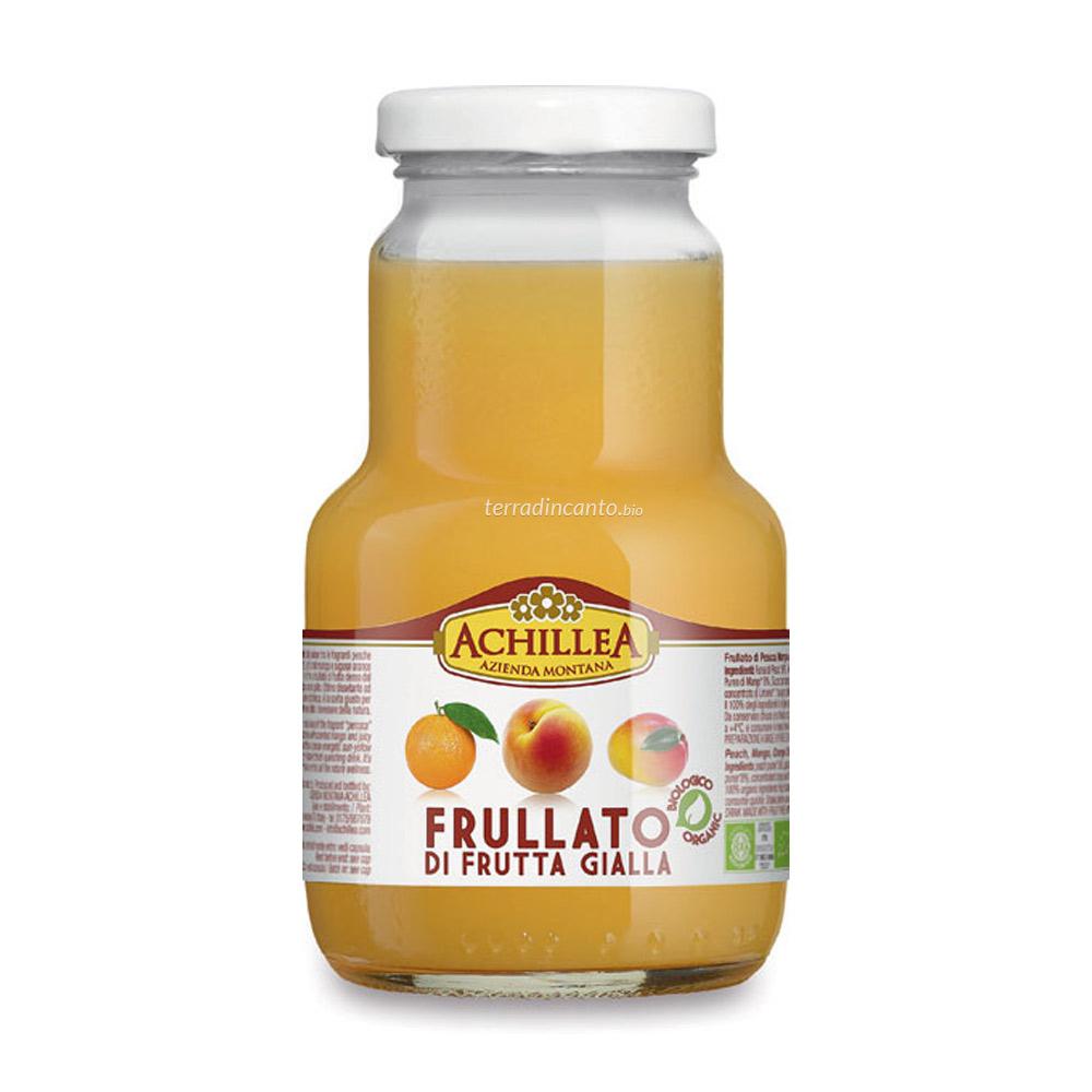 Frullato di frutta gialla Achillea