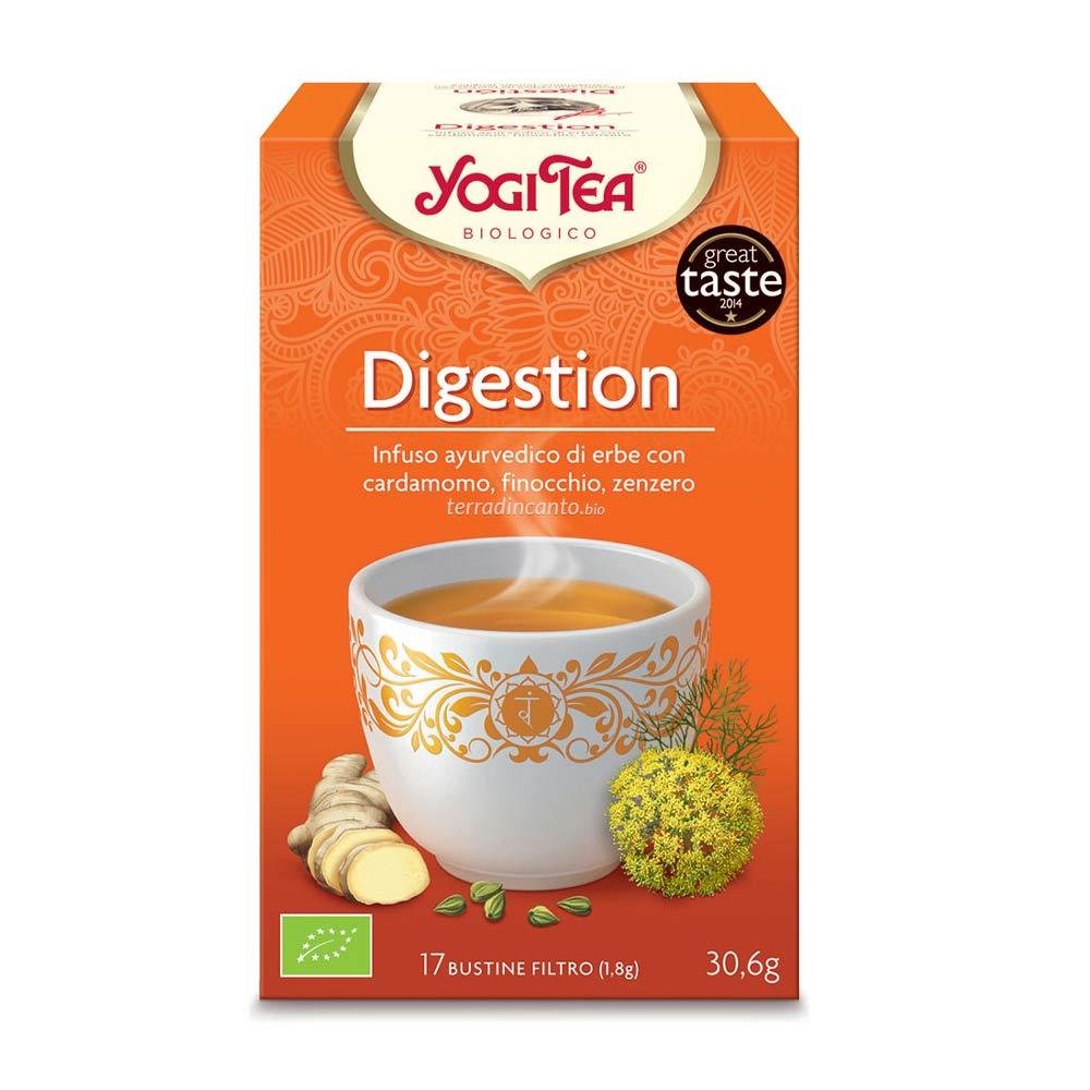 Yogi tea digestion Yogi tea