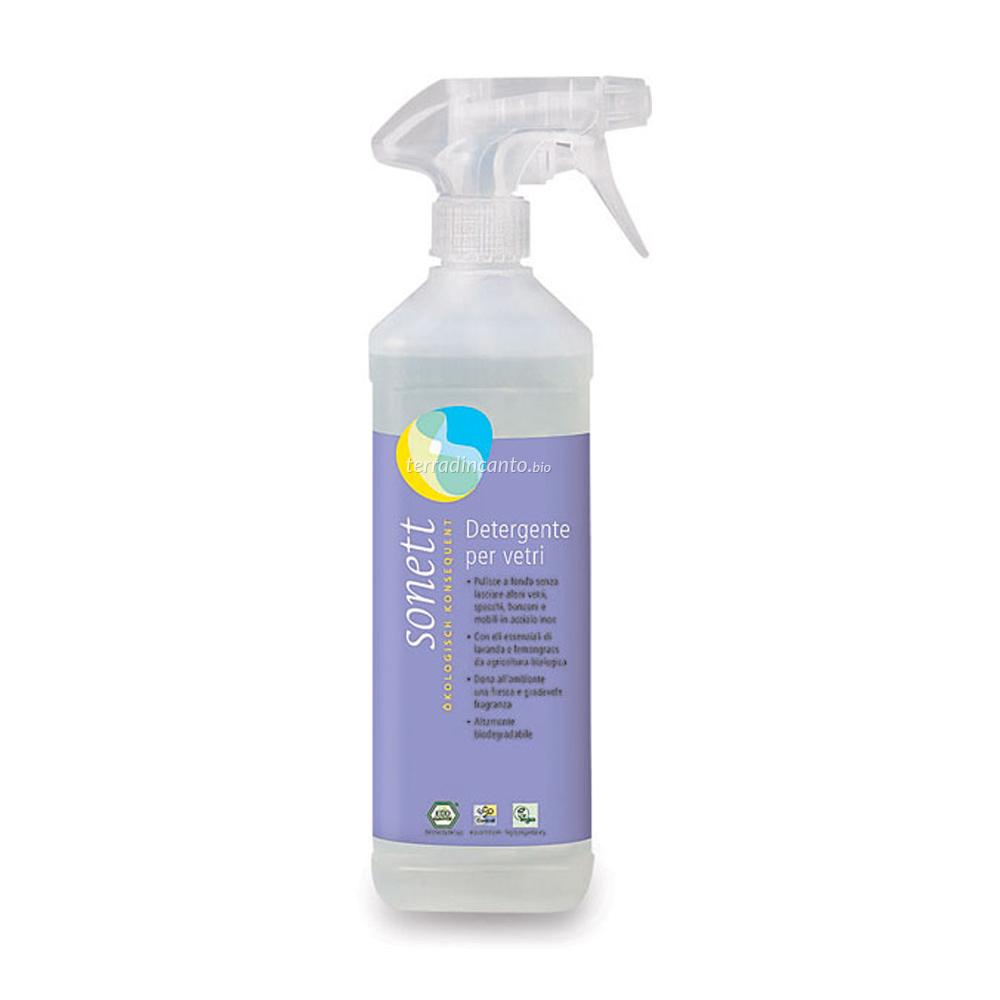 Detergente per vetri Sonett