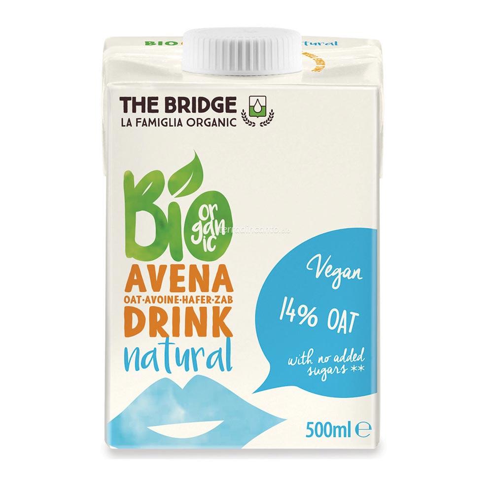 Bio avena drink The bridge