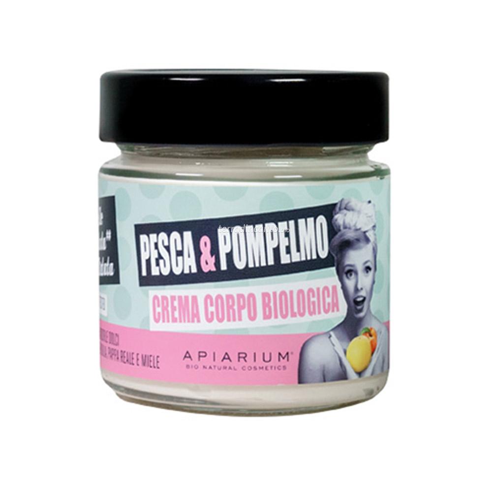 Crema corpo pesca e pompelmo Apiarium