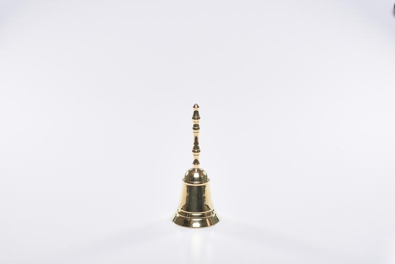 Campanello in ottone cm. 14
