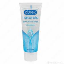 Lubrificante Durex natural gel lubrificante ac ialuronico 100ml