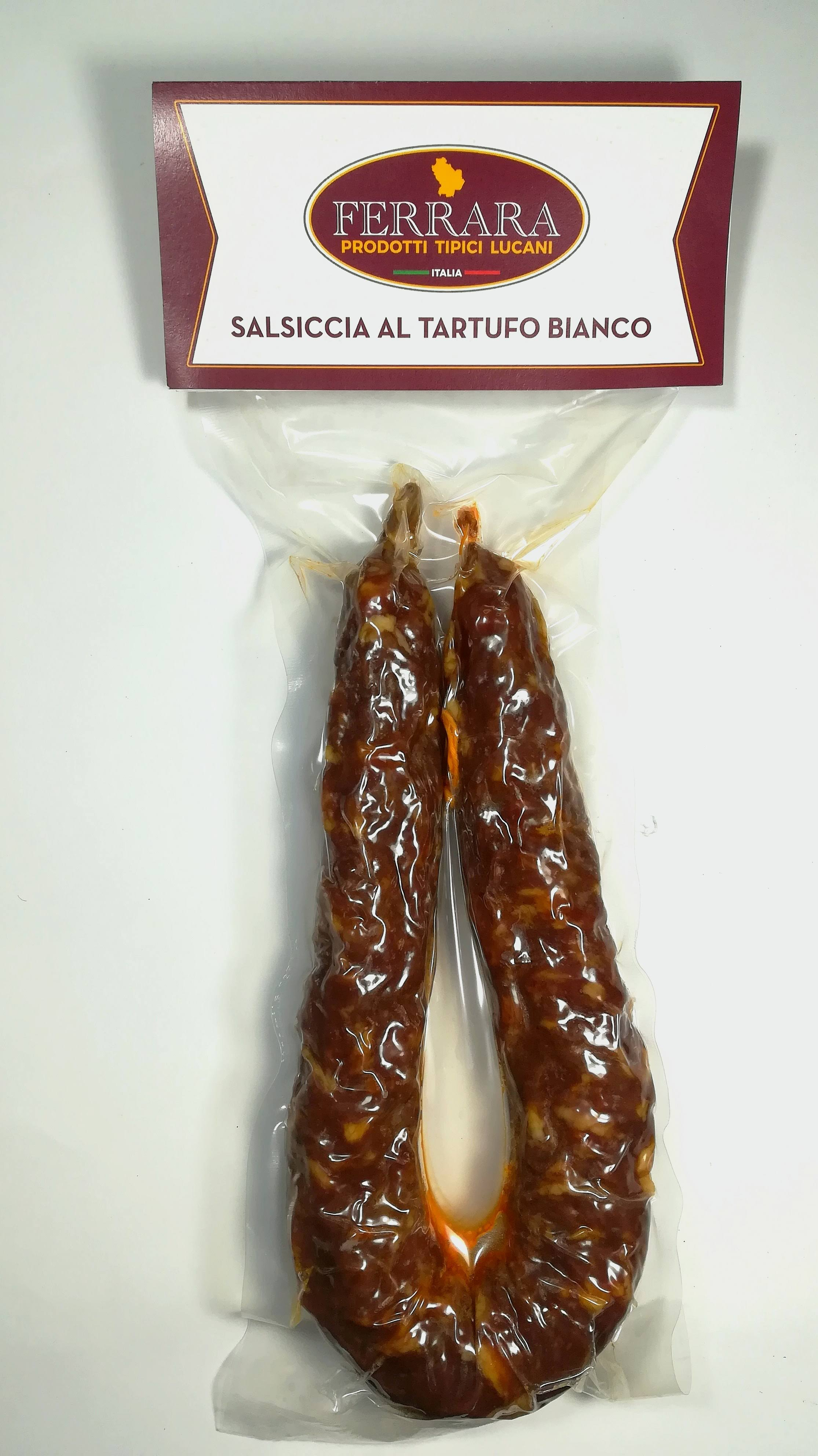 SALAME AL TARTUFO BIANCO GR. 200/250