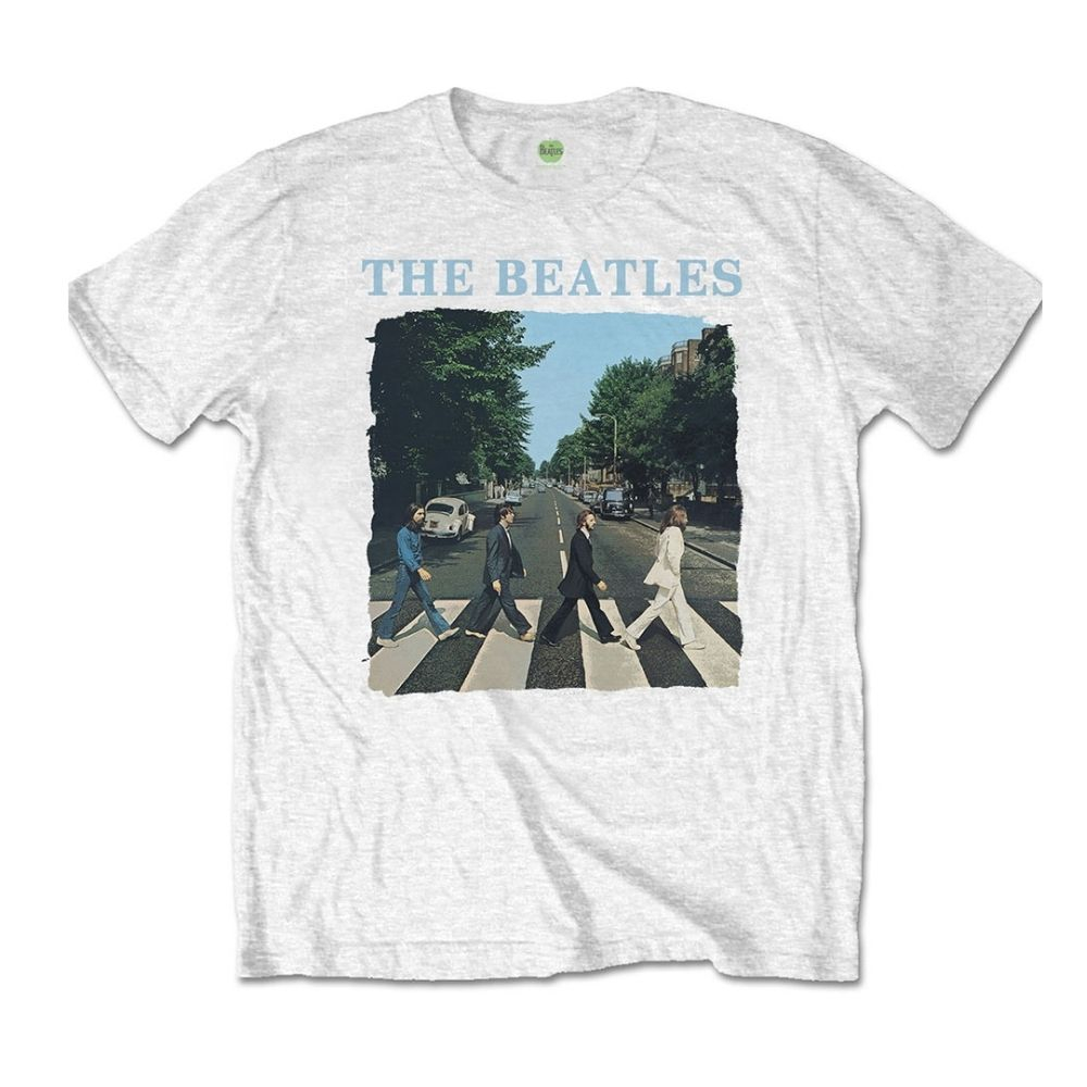 T-shirt manica corta The Beatles taglia 3/4 anni