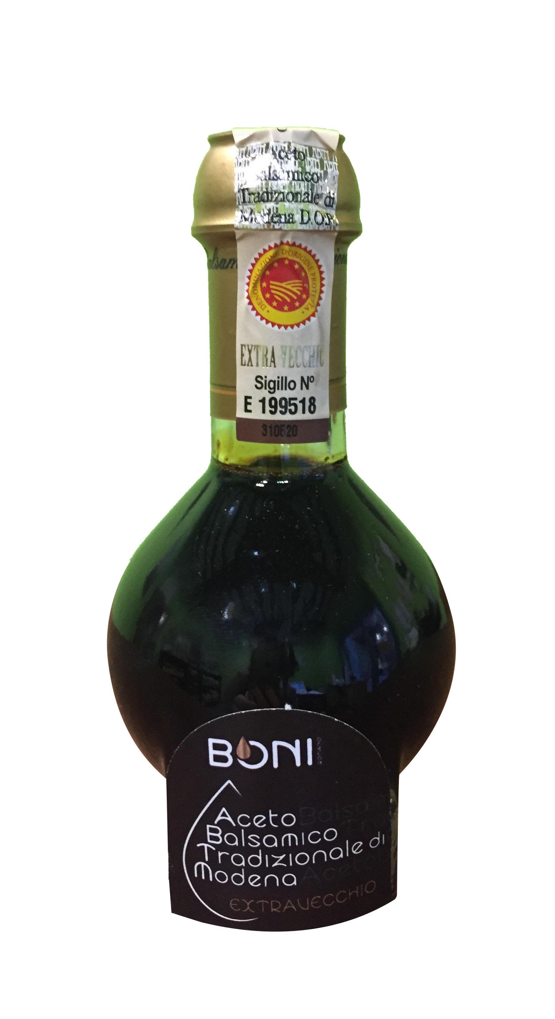 Aceto DOP Balsamico Tradizionale di Modena Extra Vecchio invecchiato almeno 25 anni cl 10