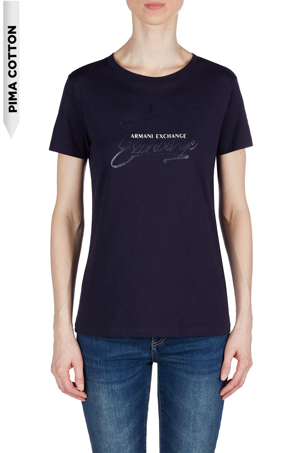 T-Shirt donna girocollo ARMANI EXCHANGE