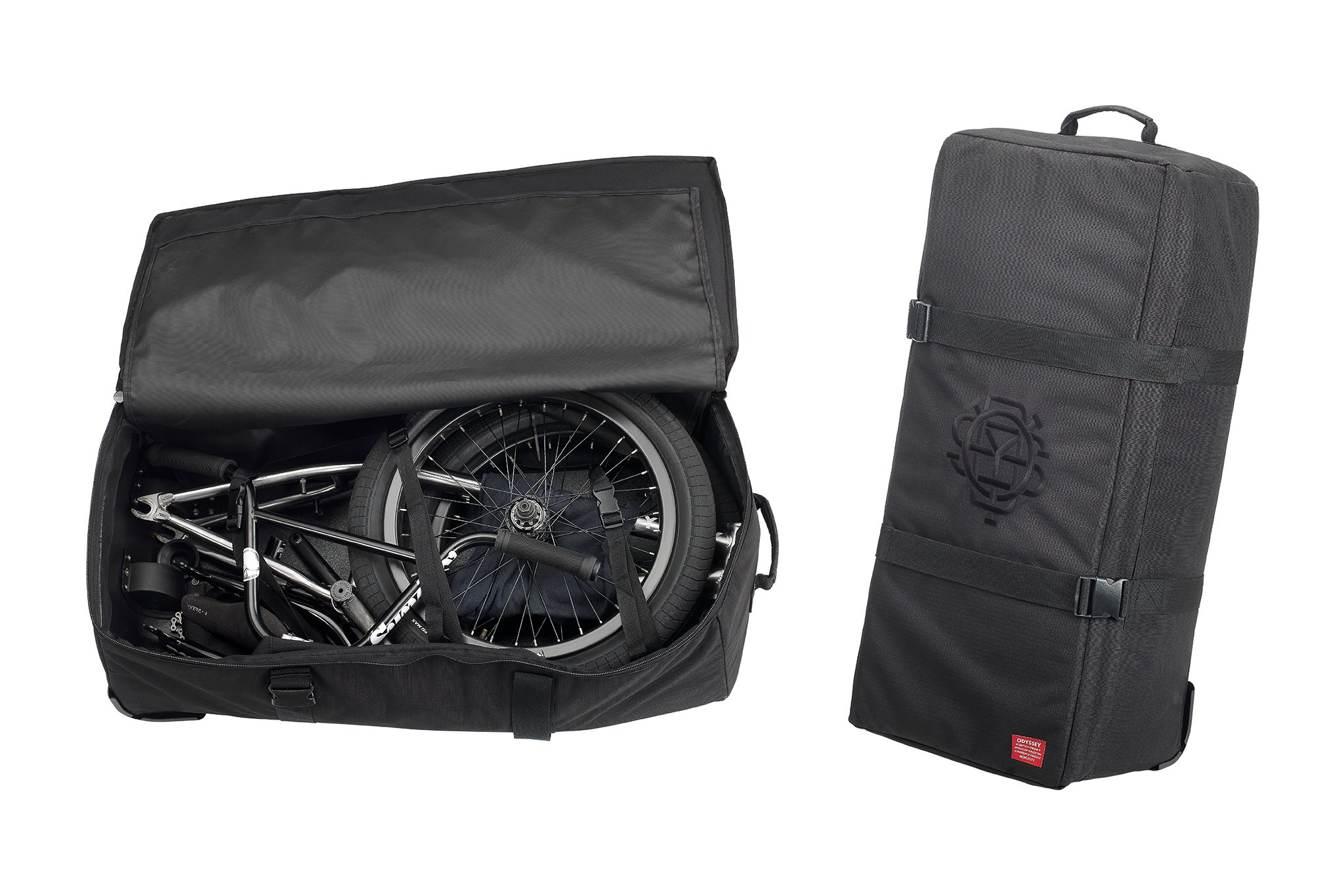 Odyssey Traveler Bag   Colore Black