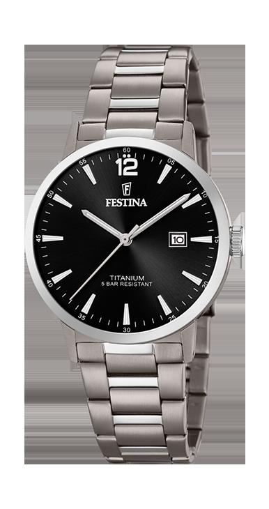 Festina - orologio uomo F20435/3 TITANIO