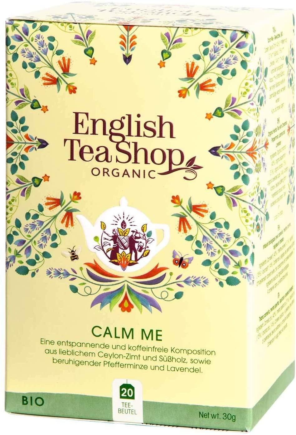 ENGLISH TEA SHOP CALM ME