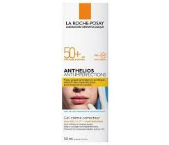 La Roche Posay Anthelios Anti-imperfections gel-crema spf 50+ 50 ml