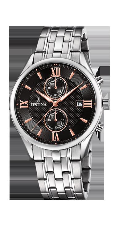 Festina - orologio uomo F6054/7 CRONOGRAFO