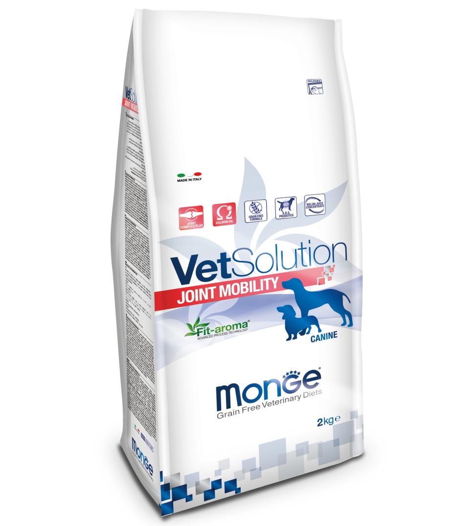 Monge - VetSolution Canine - Joint Mobility - 2kg