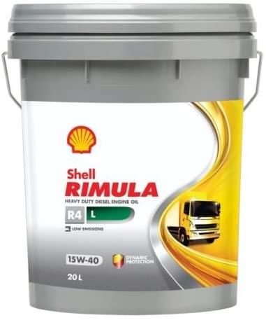 Shell Rimula R4 L 15W/40 secchio 20 Litri