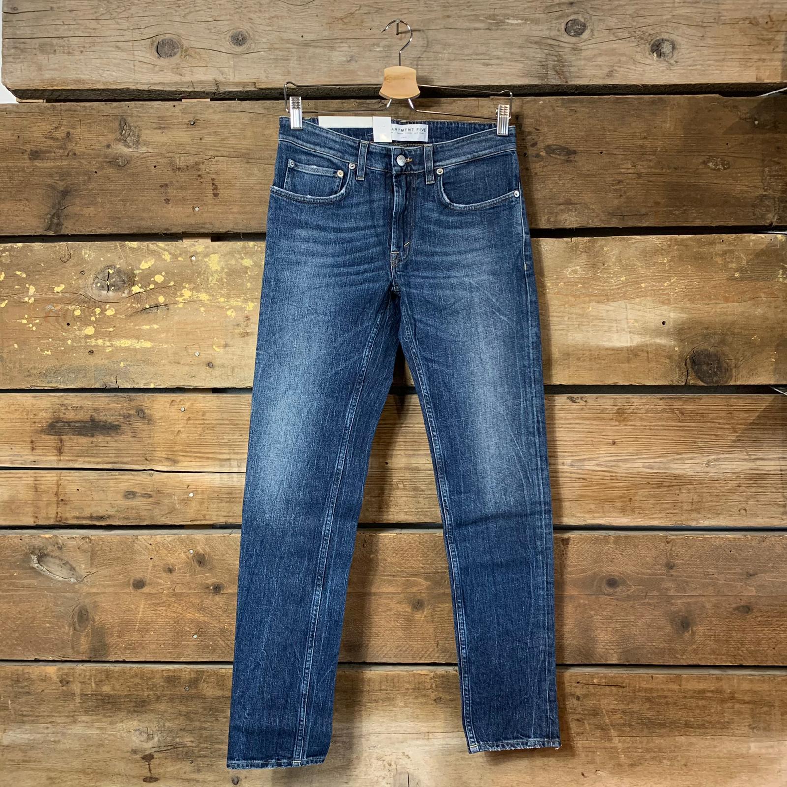 Jeans Department 5 Keith Lavaggio Medio Slavato