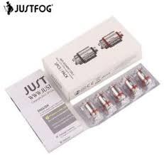 pz 5 COIL JUSTFOG ORGANIC COTTONS PER  Q16 Q16 PRO G14 - C14 - S14 - Q14